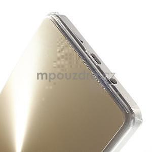 Zlatý metalický kryt na Samsung Galaxy A5 - 5