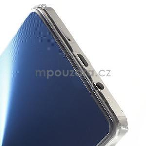 Modrý metalický kryt na Samsung Galaxy A5 - 5