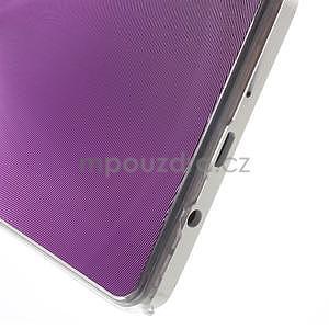 Fialový metalický kryt na Samsung Galaxy A5 - 5