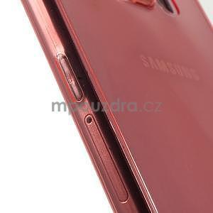 Ultra tenký obal na Samsung Galaxy S6 - červený - 5