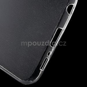 Transparentní ultra slim obal na Samsung Galaxy S6 Edge - 5