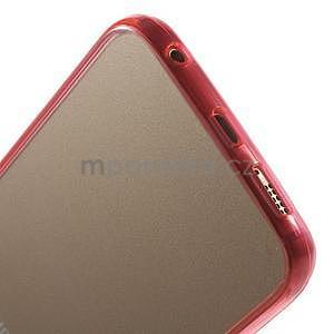 Rose hybridní gelový obal na Samsung Galaxy S6 Edge - 5
