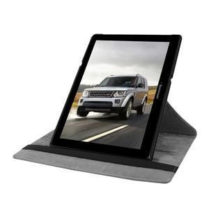 Pouzdro s otočnou funkcí na tablet Lenovo Tab 2 A10-70 - černé - 5