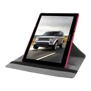Pouzdro s otočnou funkcí na tablet Lenovo Tab 2 A10-70 - rose - 5
