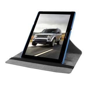 Pouzdro s otočnou funkcí na tablet Lenovo Tab 2 A10-70 - světlemodré - 5