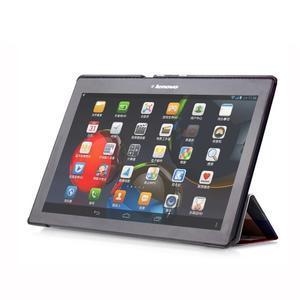 Polohovatelné pouzdro na tablet Lenovo Tab 2 A10-70 - barevné kostky - 5