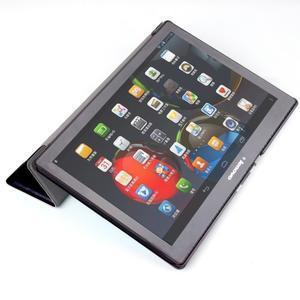 Polohovatelné pouzdro na tablet Lenovo Tab 2 A10-70 - barevné kruhy - 5