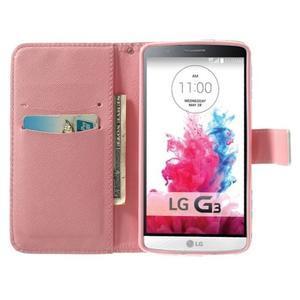 Obrázkové pouzdro na mobil LG G3 - kreace - 5