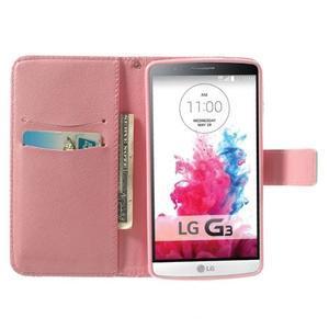 Obrázkové pouzdro na mobil LG G3 - šperky - 5