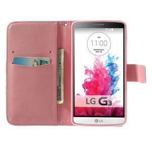 Obrázkové pouzdro na mobil LG G3 - tribal - 5