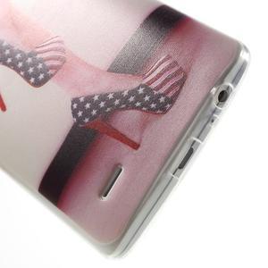Silks gelový obal na mobil LG G3 - sexy střevíce - 5