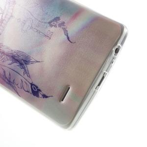 Silks gelový obal na mobil LG G3 - dream - 5