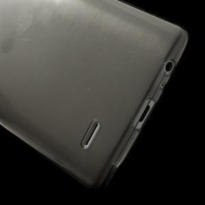 Ultratenký slim obal na mobil LG G3 - šedý - 5