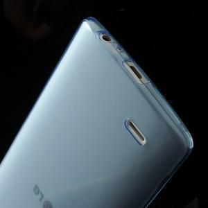 Ultratenký slim obal na mobil LG G3 - modrý - 5
