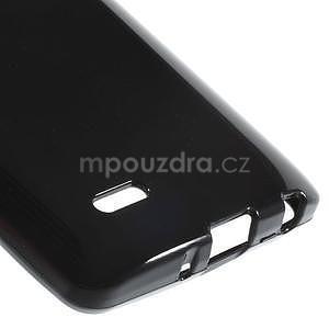 Černý gelový kryt na LG G3 s - 5