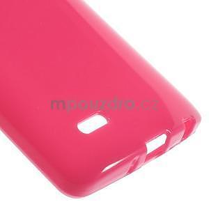 Rose gelový kryt na LG G3 s - 5