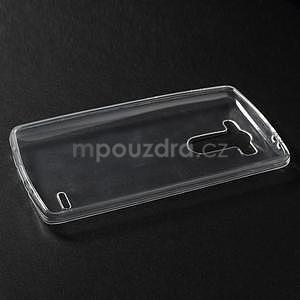 Transparentní ochranný gelový kryt LG G3 s - 5