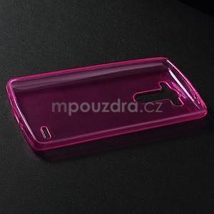 Rose ochranný gelový kryt LG G3 s - 5