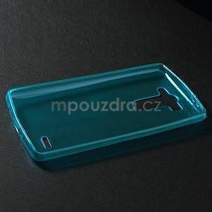 Modrý ochranný gelový kryt LG G3 s - 5