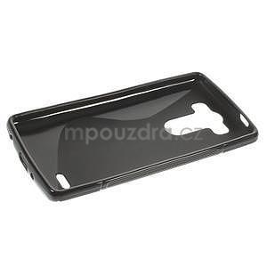 S-line černý gelový obal na LG G3 s - 5