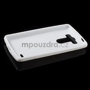 S-line bílý gelový obal na LG G3 s - 5