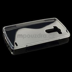 S-line transparentní gelový obal na LG G3 s - 5