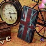 Call peněženkové pouzdro na LG G4 - UK vlajka - 5/7