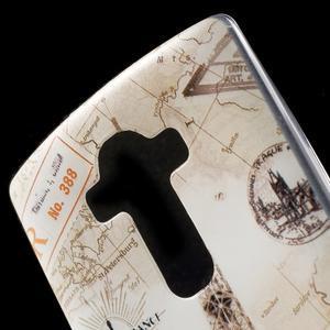 Softy gelový obal na mobil LG G4 - Eiffelova věž - 5