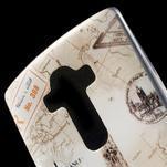 Softy gelový obal na mobil LG G4 - Eiffelova věž - 5/5