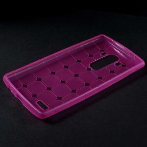 Square gelový obal na LG G4 - rose - 5
