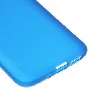 Matný gelový kryt na mobil LG G5 - modrý - 5