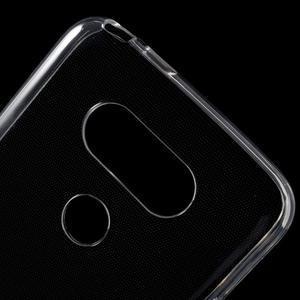 Transparentní gelový kryt na LG G5 - 5