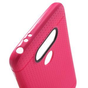 Rubby gelový kryt na LG G5 - rose - 5