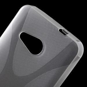 X-line gelový obal na Microsoft Lumia 550 - transparentní - 5