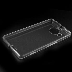 Transparentní gelový obal na Microsoft Lumia 950 XL - 5