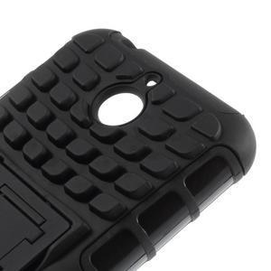 Outdoor odolný kryt na mobil HTC Desire 510 - černý - 5