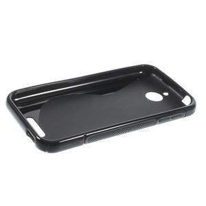 S-line gelový obal na mobil HTC Desire 510 - černý - 5