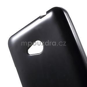 Gelový s-line obal na Microsoft Lumia 640 - černý - 5