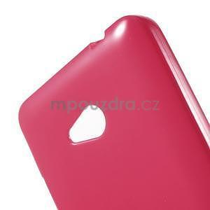 Gelový obal Microsoft Lumia 640 - rose - 5