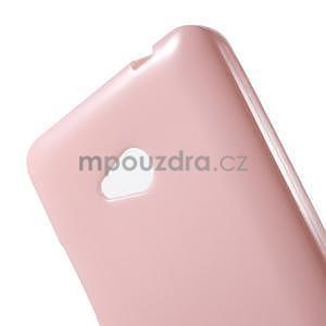 Gelový obal Microsoft Lumia 640 - růžový - 5