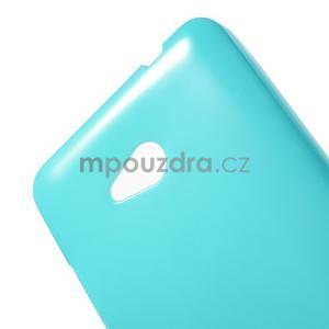 Gelový obal Microsoft Lumia 640 - tyrkysový - 5