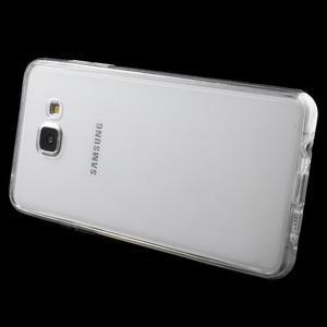 Gelový obal 2v1 pro zadní kryt a displej na Samsung Galaxy A5 (2016) - transparentní - 5
