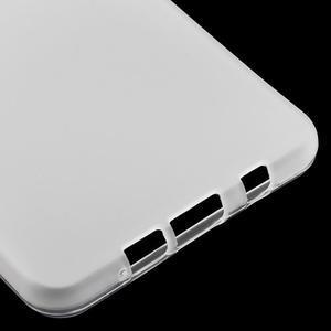 Matný gelový kryt na mobil Samsung Galaxy A5 (2016) - bílý - 5