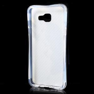 Tvarovaný gelový obal na Samsung Galaxy A5 (2016) - květiny - 5