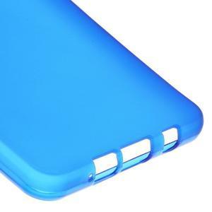Matný gelový kryt na mobil Samsung Galaxy A5 (2016) - modrý - 5