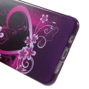 Obal s motivem na mobil Samsung Galaxy A5 (2016) - srdce - 5