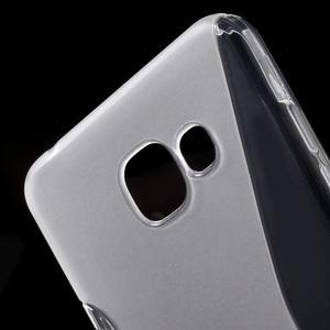 S-line gelový obal na mobil Samsung Galaxy A5 (2016) - transparentní - 5