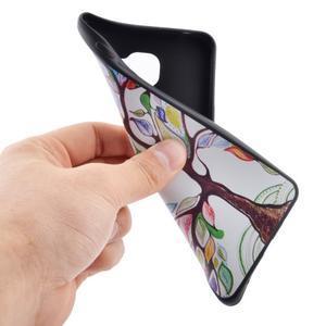 Gelový obal na mobil Samsung Galaxy A5 (2016) - malovaný strom - 5