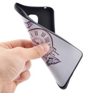 Gelový obal na mobil Samsung Galaxy A5 (2016) - antické hodiny - 5