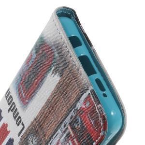 Softy peněženkové pouzdro na Samsung Galaxy A5 (2016) - Big Ben - 5